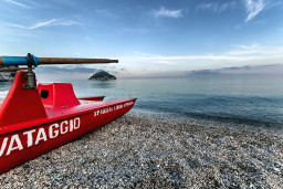 Rescue, Liguria