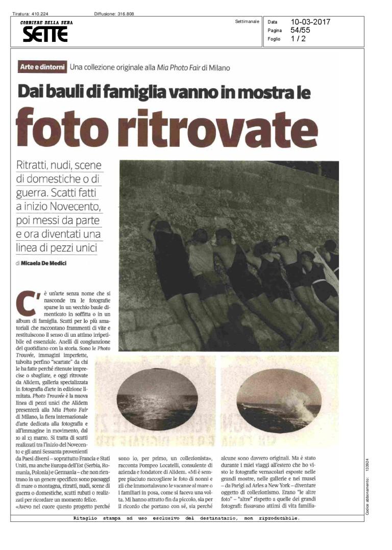 Sette per Alidem Photo Trouvée