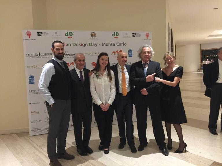 Arredo d'autore: Alidem a Montecarlo con il design italiano