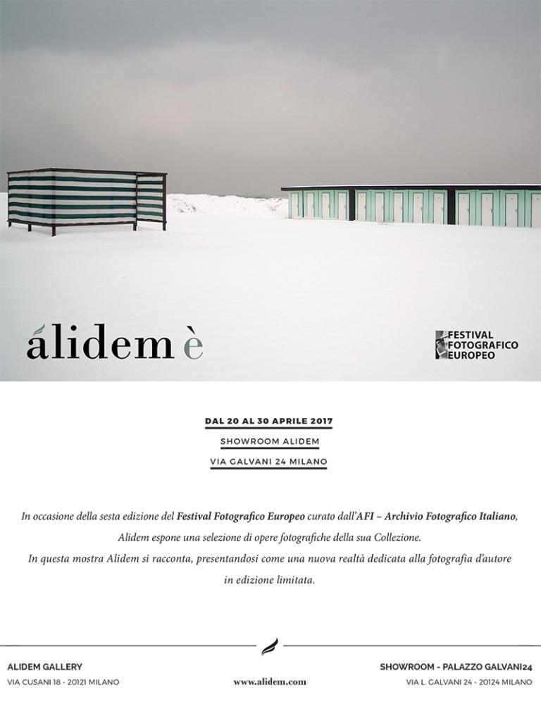 20 APRILE - ALIDEM E'...IN MOSTRA