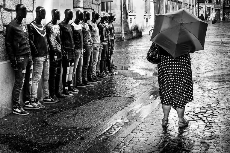 Onlookers, Parigi