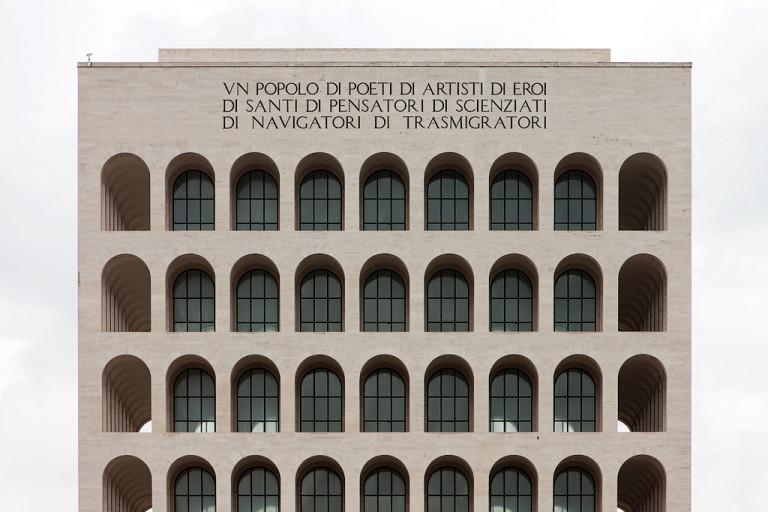 Palazzo della Civiltà Italiana, Roma