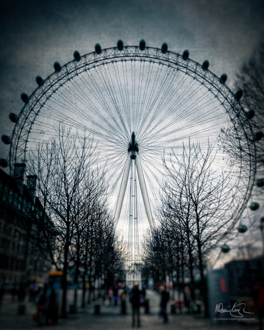 An eye for the London eye, part 5 of 5