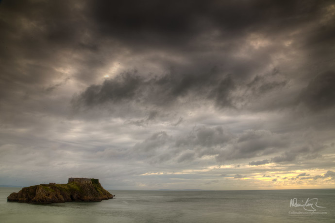 St Catherine's Fort, Tenby