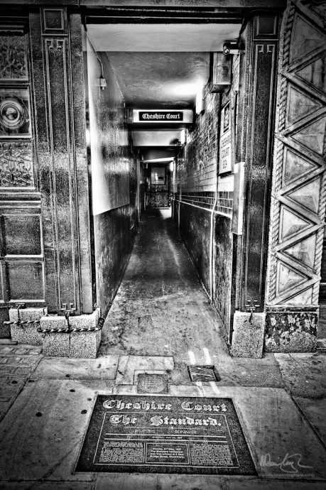 Cheshire Court, Off Fleet Street
