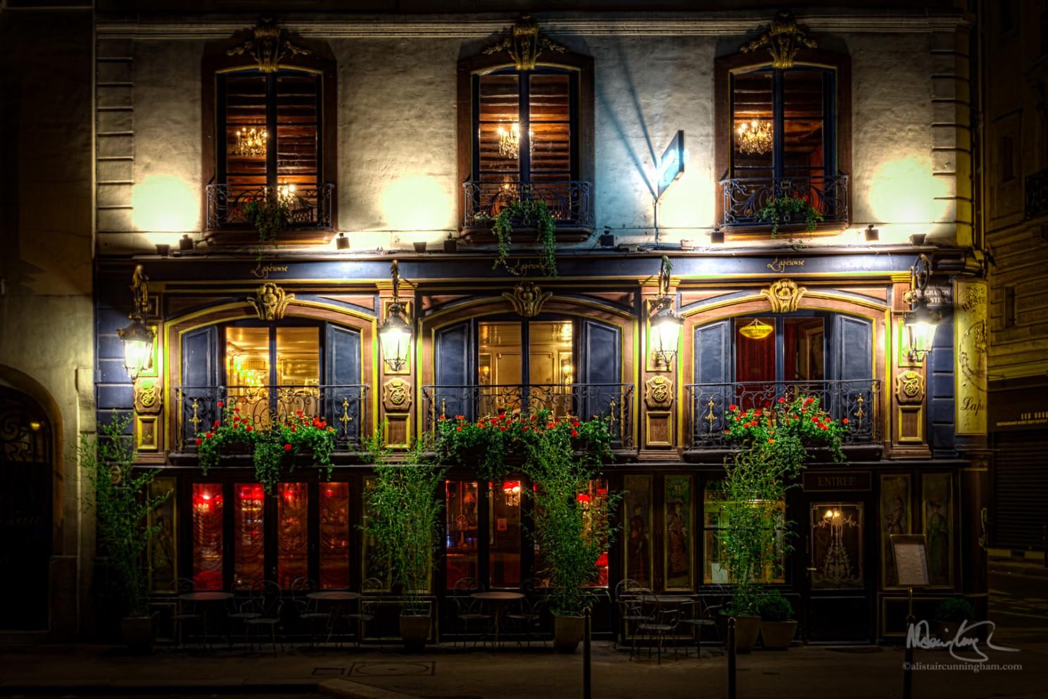 Restaurant Lapérouse