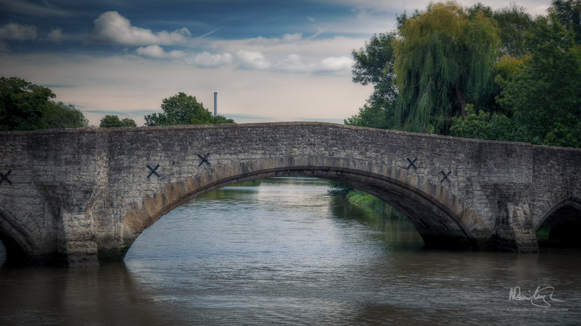 Aylesford Bridge, Kent