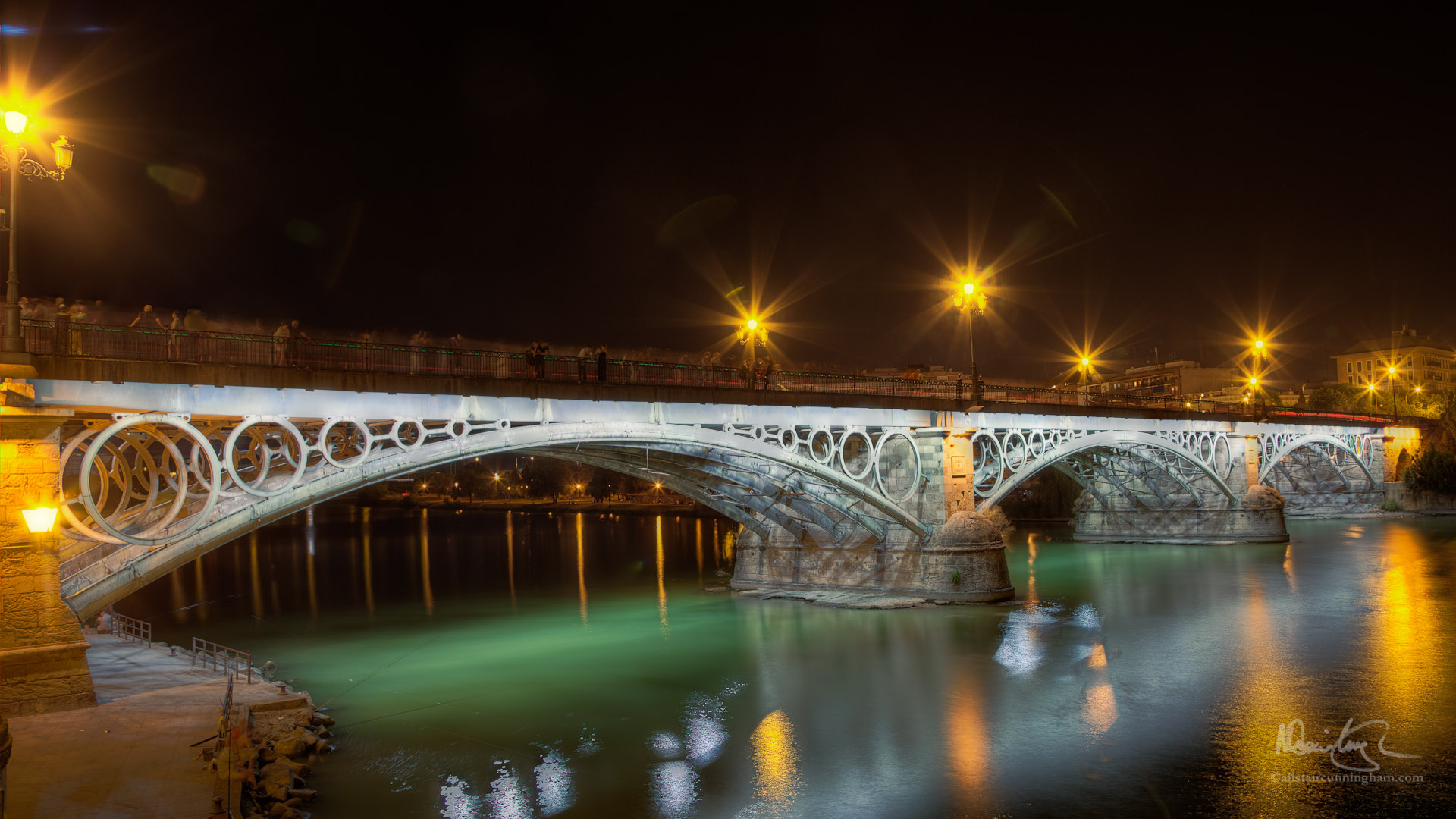 Isabel II's / The Triana's Bridge, Seville