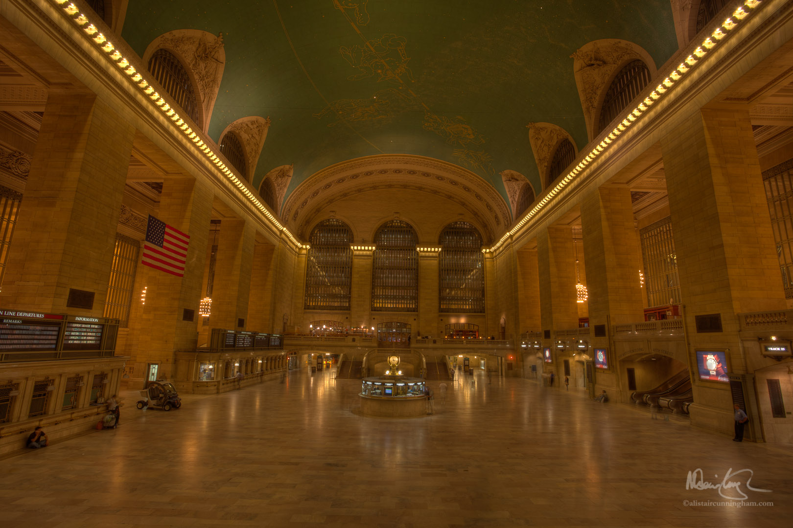 Grand Central Station (Inside)