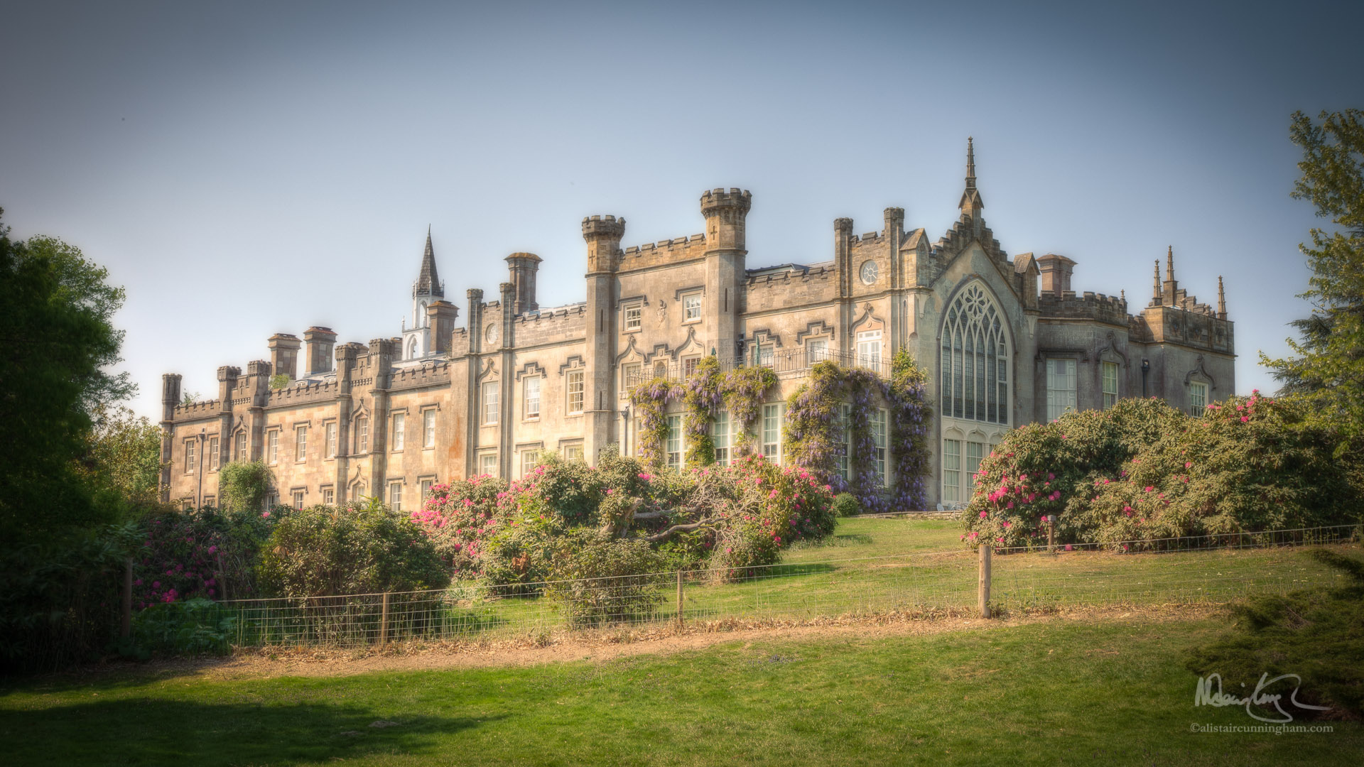 Dreamy Gothic Mansion