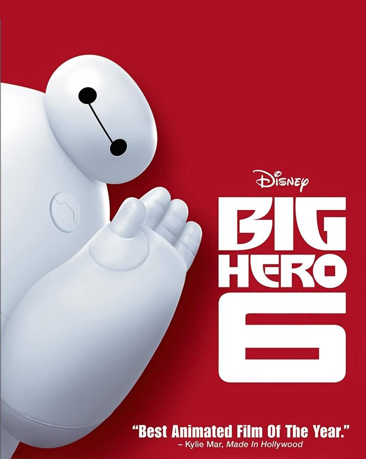 Walt DisneyBig Hero 6 ترجمة فيـلم