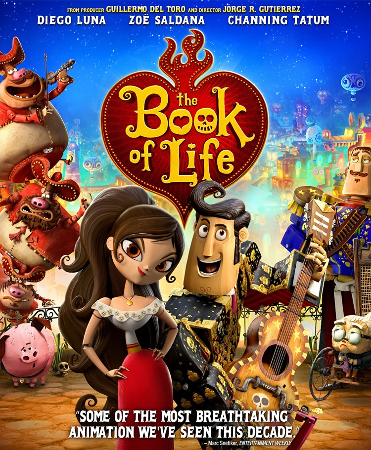 Page 12The Book of Life ترجمة فيـلم