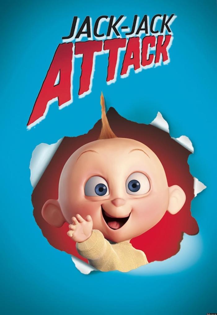 Page 12Jack-Jack Attack ترجمة الفيلم القصيـر