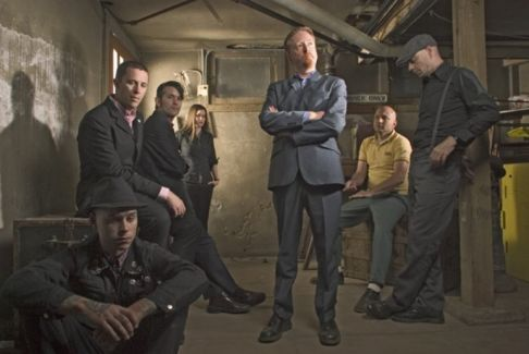 Flogging Molly pictures
