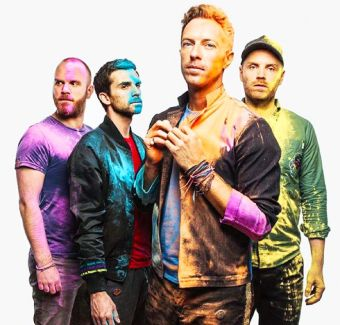 Coldplay pictures