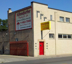 Allendorfer Roofing office in Chicago