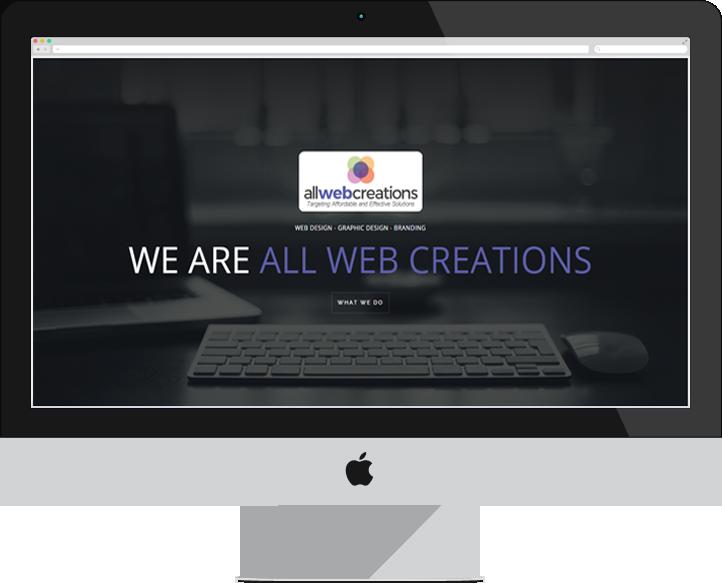 I Mac Image - Web Design Lancashire