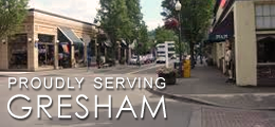 Gresham Oregon Web Design