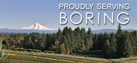 Boring Oregon Web Design