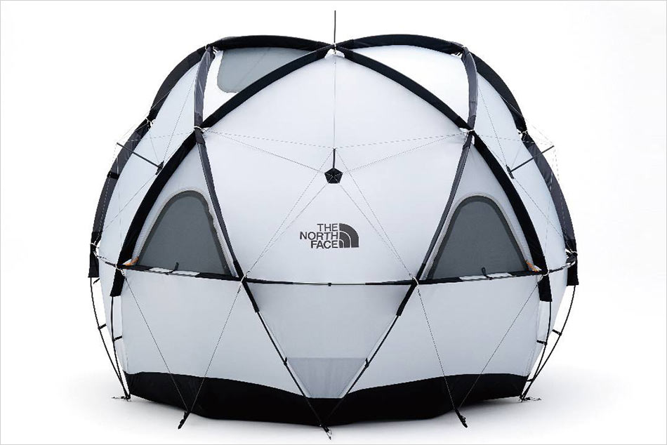The North Face GEODOME 4 Zelt