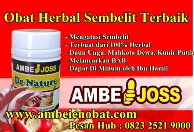 Obat Sembelit