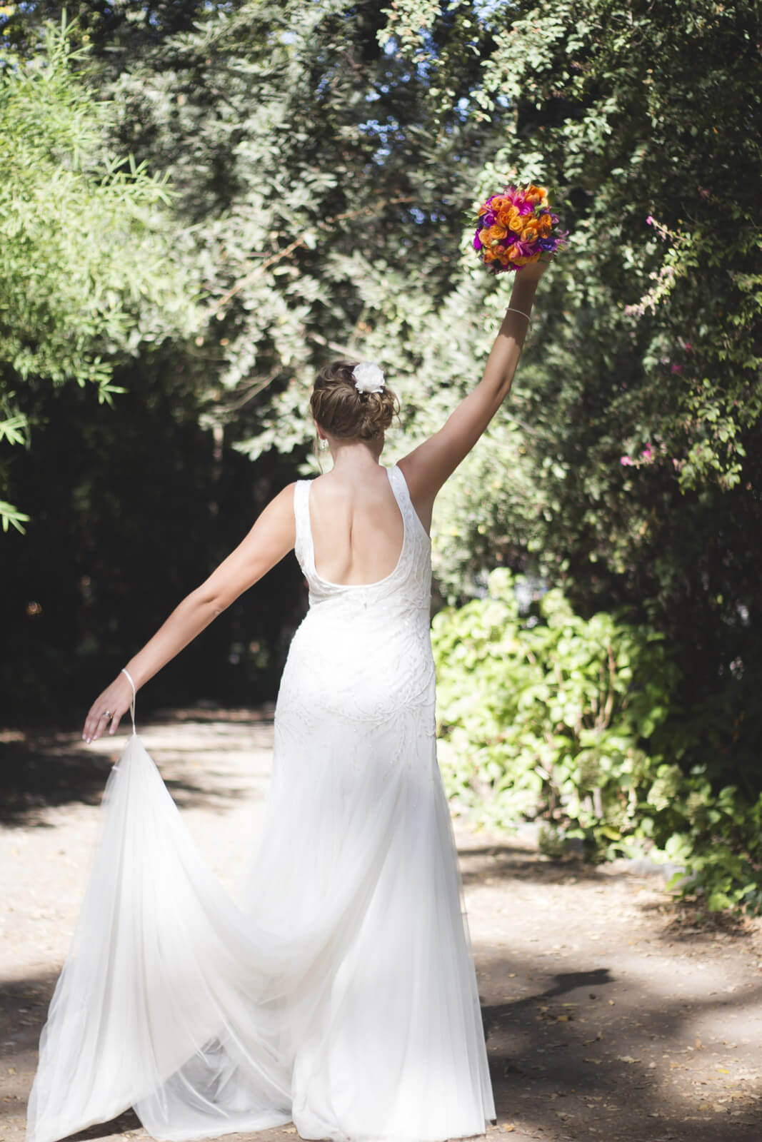 Bride! - Stef & Guille - Casa Parque Nos
