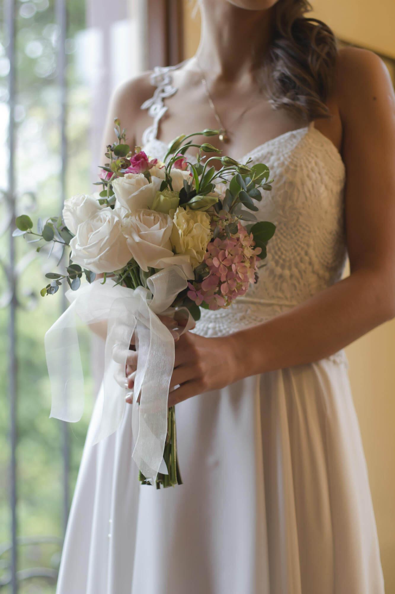 Bouquet de novia - Catalina & Francisco - Fotografía de matrimonios