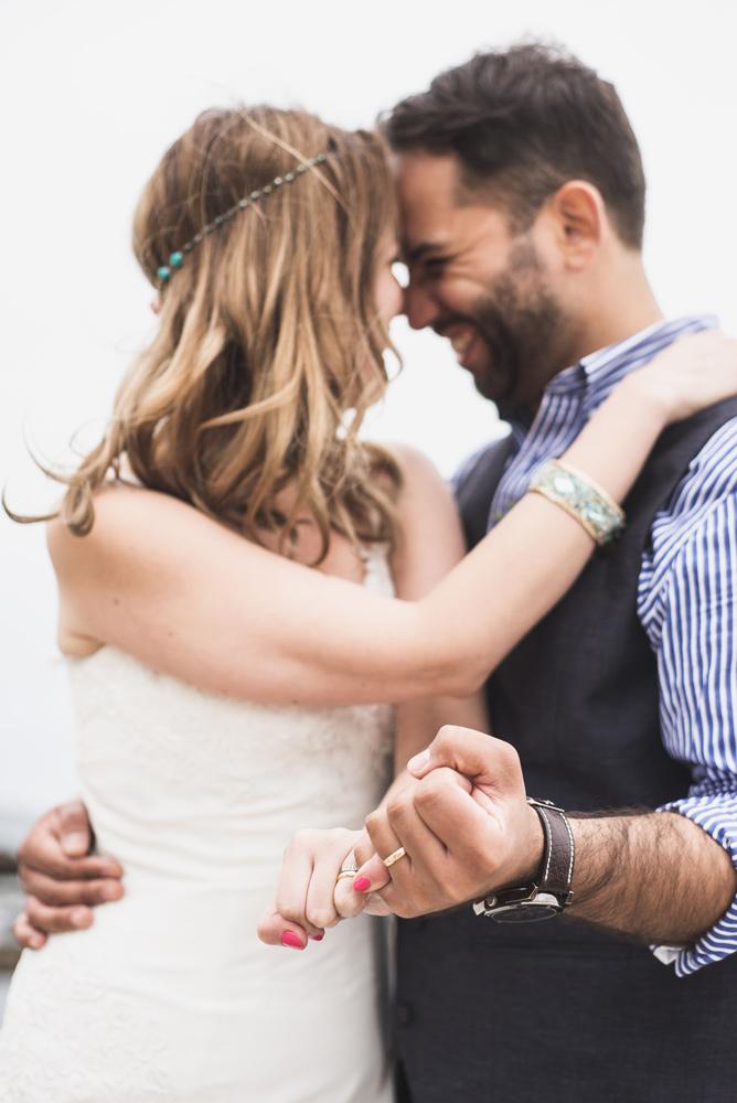 Cristina & Nico - Matrimonio en Café Chungungo, Maitencillo