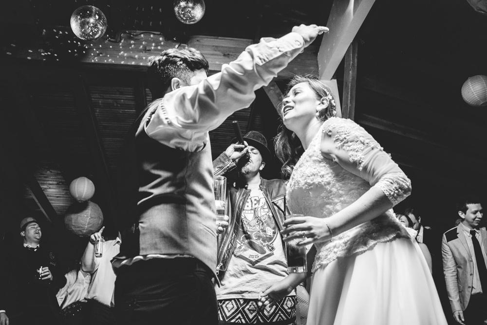 Carla & Álvaro con Solo Di Medina - Fiesta de Matrimonio en Casa Morada