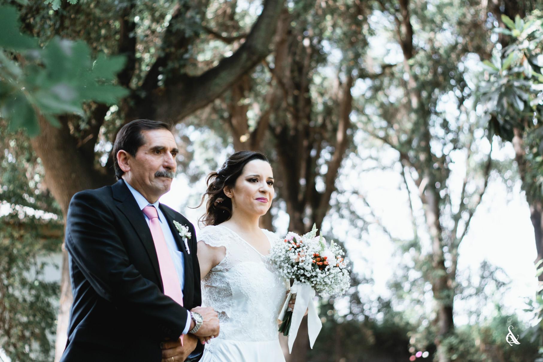 Caro y Jaime - Matrimonio en Casa Ibarra