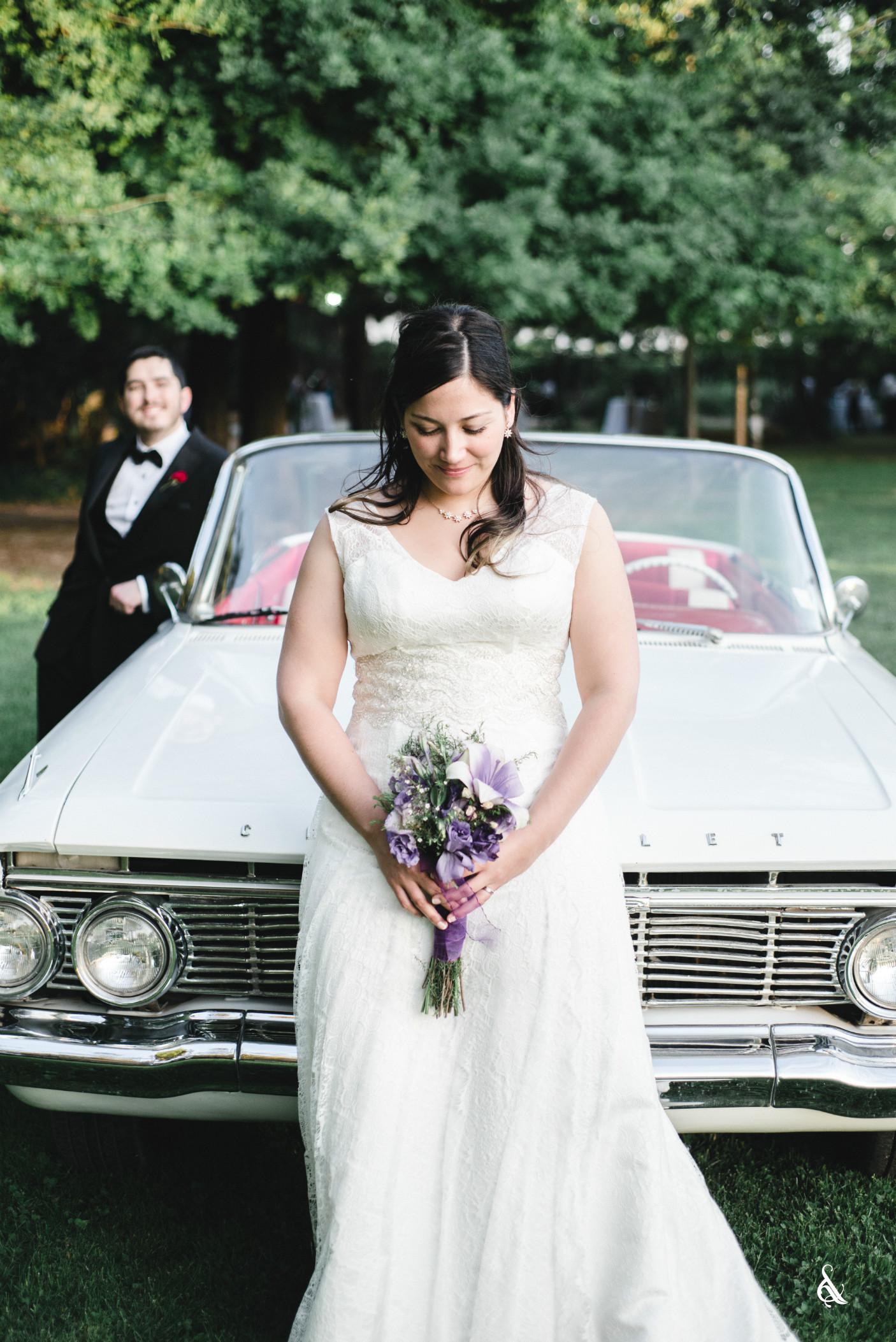 Tere y Julio - Sesión de novios - Matrimonio en Espacio Viña Linderos