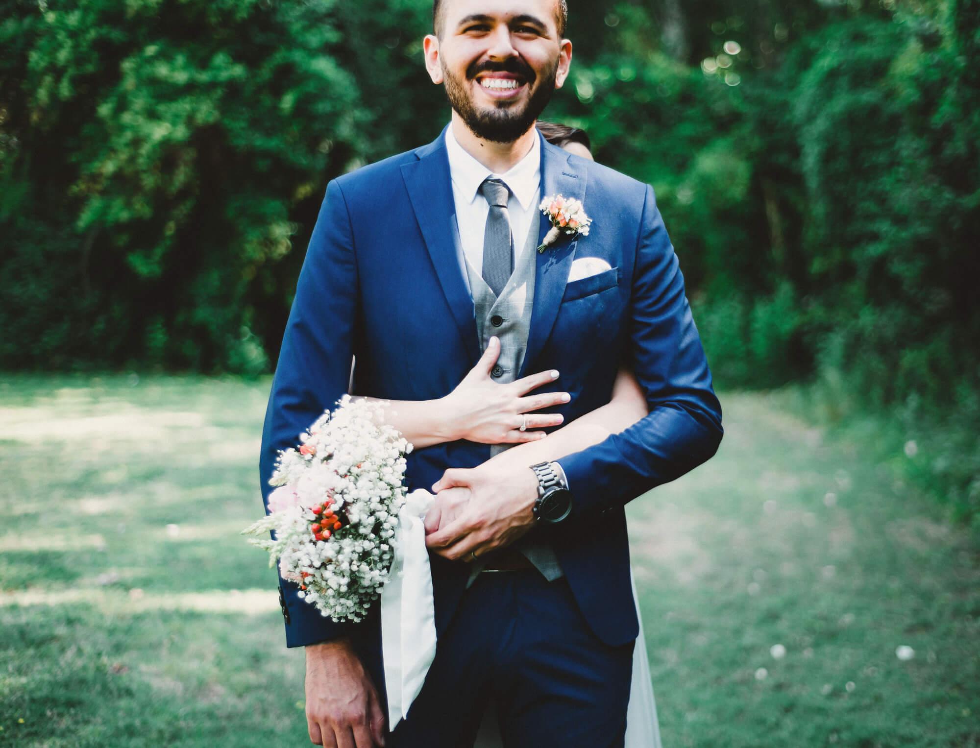Caro & Jaime - Fotografía de matrimonio