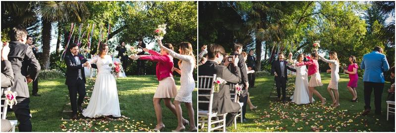 Ceremonia Matrimonio, Casa Morada