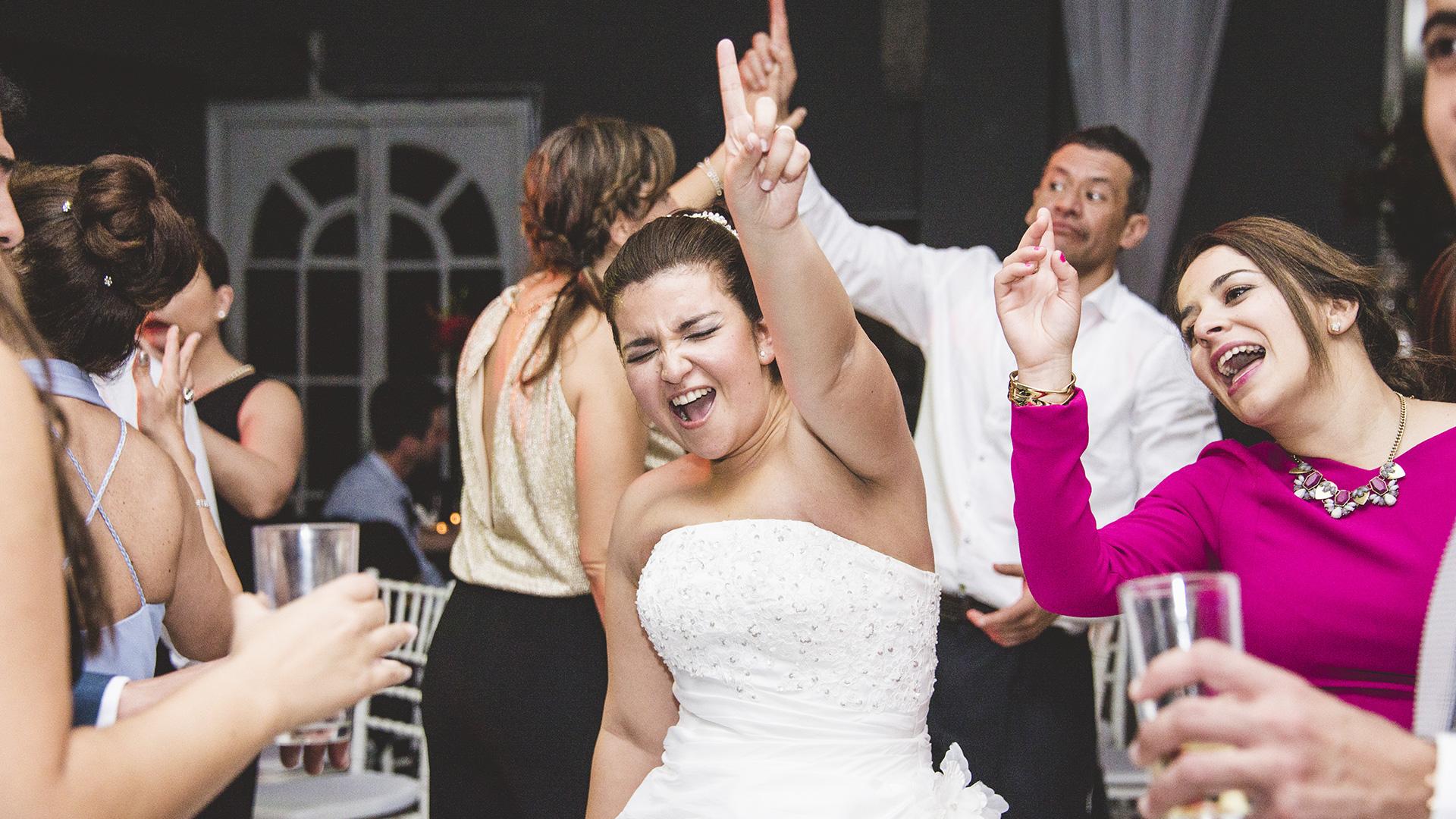 Susana & Christian - Cuando el DJ Pone tu canción favorita - Matrimonio en Santa Catalina de Chicureo