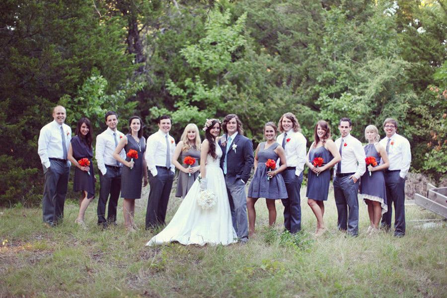 ¿A quién Invito a la boda?