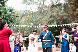Natalia & Carlos: Matrimonio Civil en KO eventos