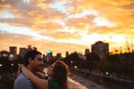 Lydia & Gonzalo: Video Historia en el Barrio Paris-Londres