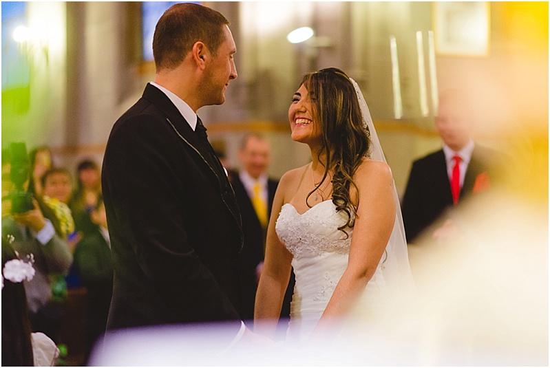 Ceremonia de Matrimonio, Fotografía cortesía de Felipe Fuentes Fotógrafo