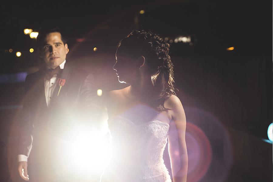 Daniel & Romina: Matrimonio en Club de Campo Banco Central