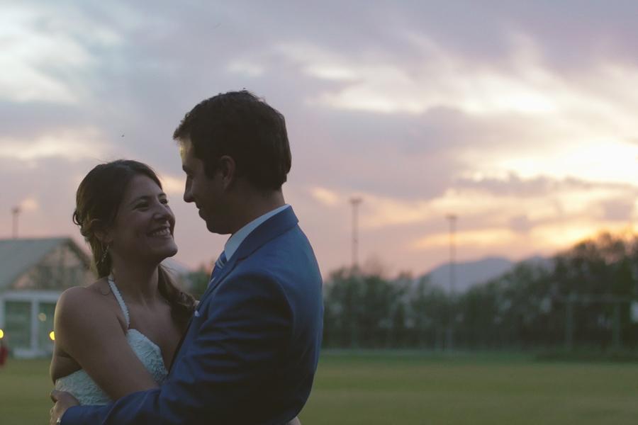Nicole & Miguel: Matrimonio en Parque San Rafael