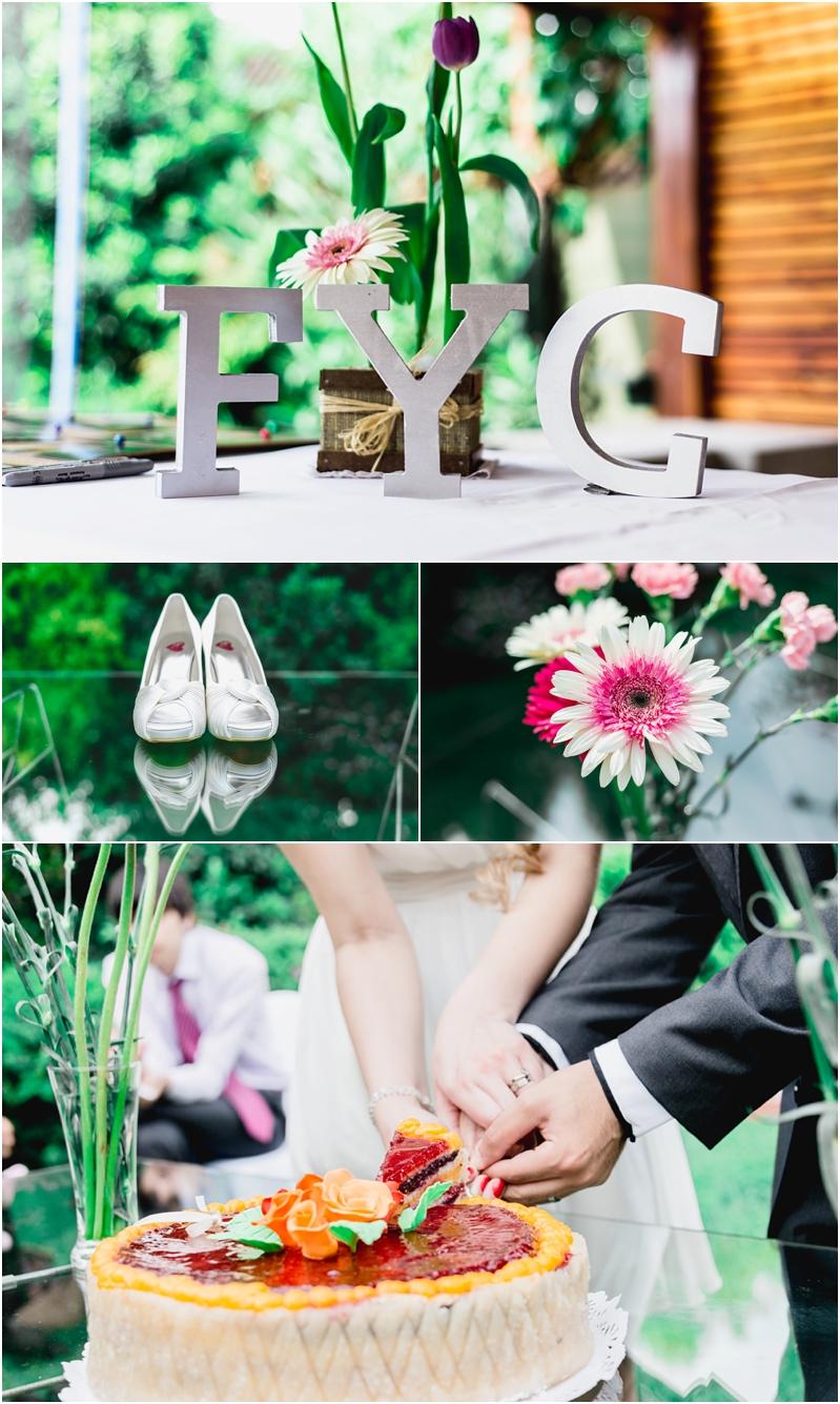 Fotografía Matrimonio Civil: Decoración