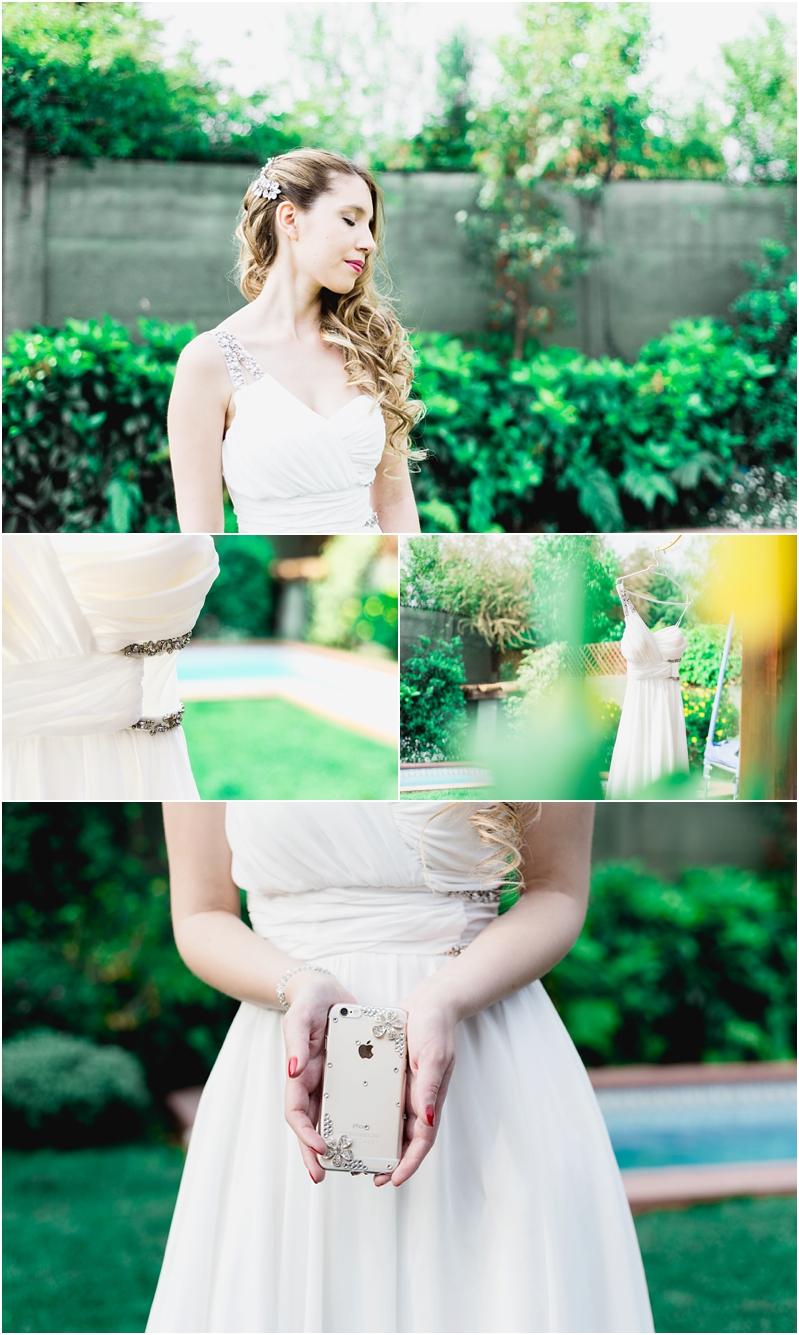 Fotografía Matrimonio Civil: Novia