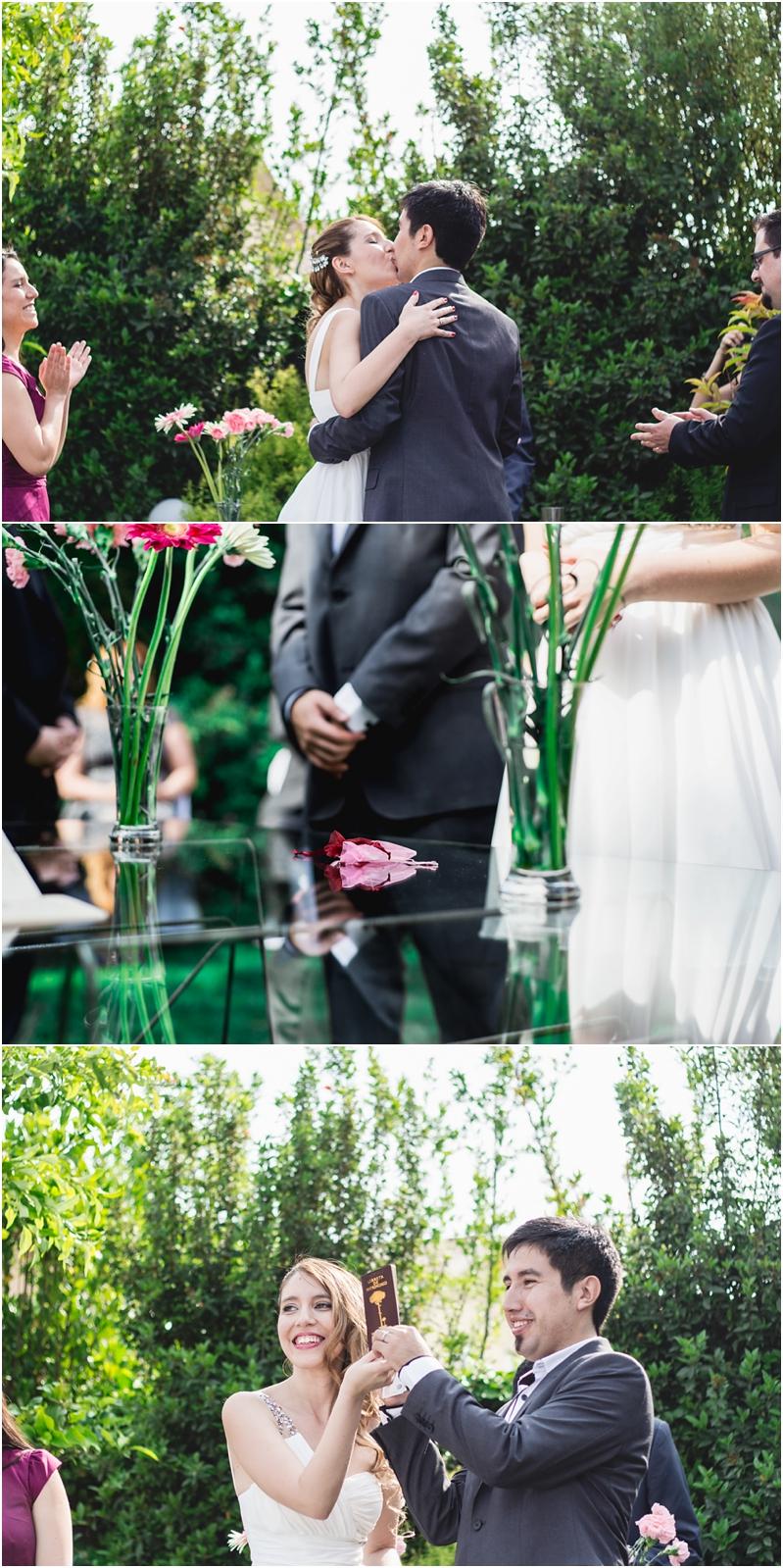 Fotografía Matrimonio Civil: Ceremonia