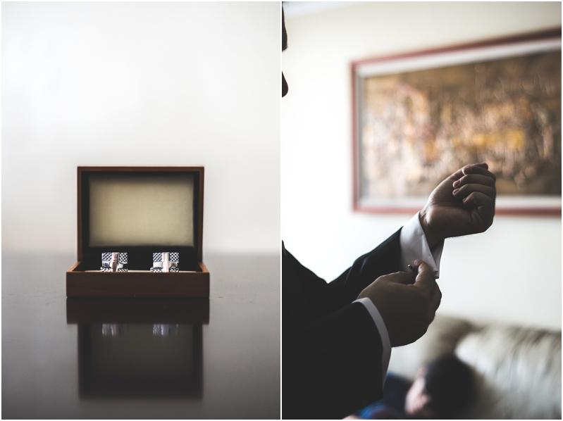 Fotografía de Matrimonio, Colleras para traje de novio