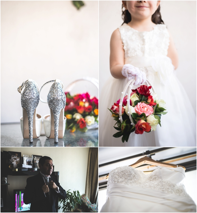 Fotografía de Matrimonio, Preparativos de Novia