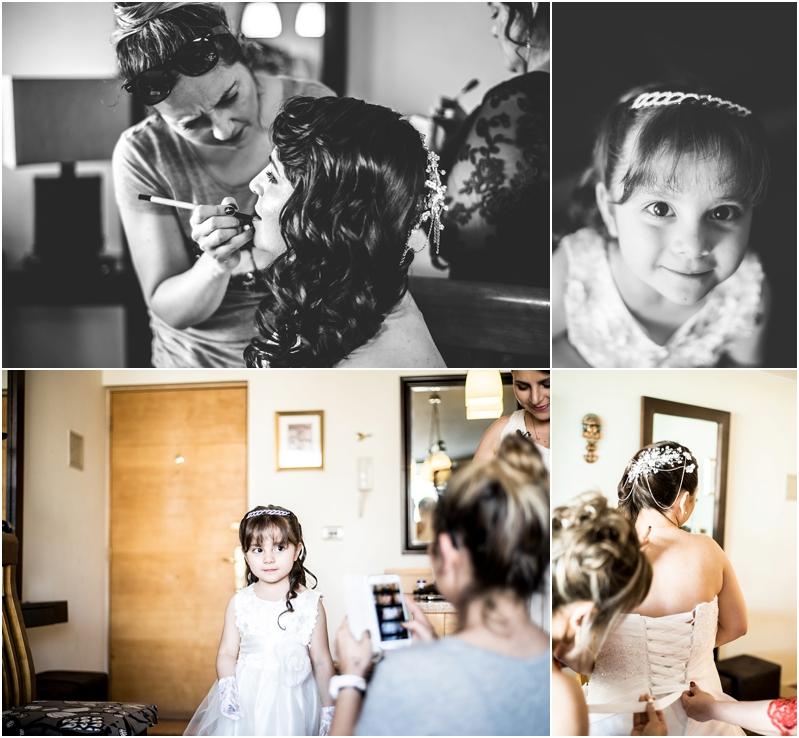 Fotografía de Matrimonios, Preparativos Novia