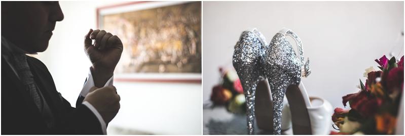 Fotografía de Matrimonio, Preparativos Novio y Novia