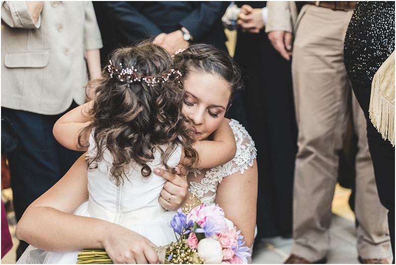 Fotografía de Matrimonio: Salida de los Novios