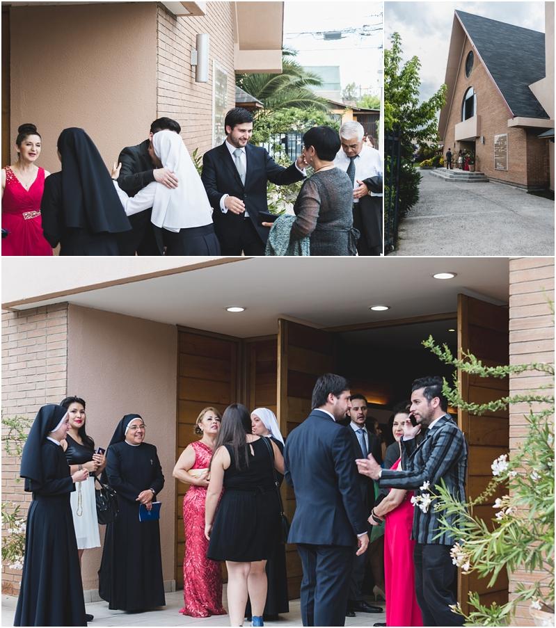 Fotografía de Matrimonio: Iglesia
