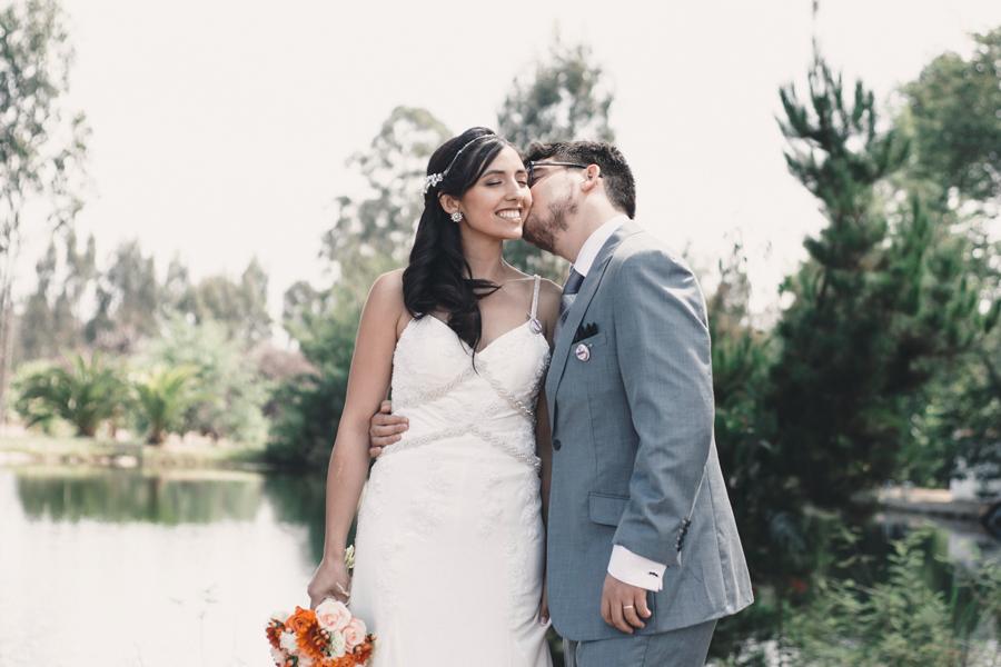 Diego & Gabriela: Matrimonio en Santa María de Algarrobo